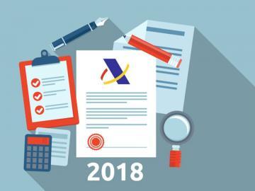 campaña renta 2019 (ejercicio 2018):