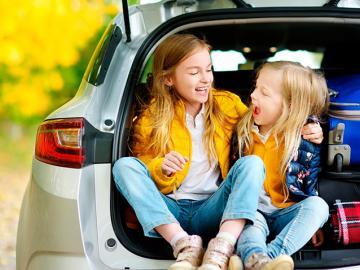 consejos para viajar en coche con niños