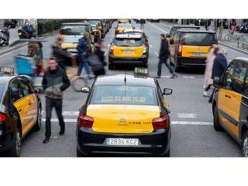 especial ajuts al taxi