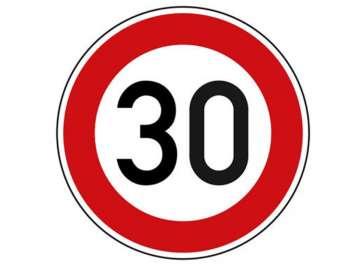 limitación de velocidad en las ciudades desde el 11 de mayo